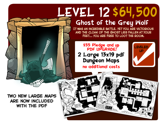 we leveled up - rewards are now available