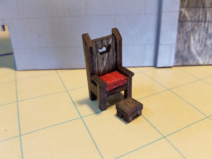 We unlocked The Throne! Some people even already got 1 for free!