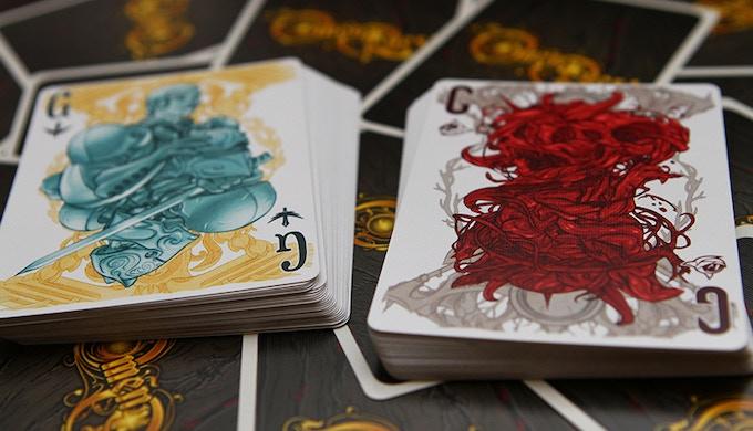 the good and evil decks