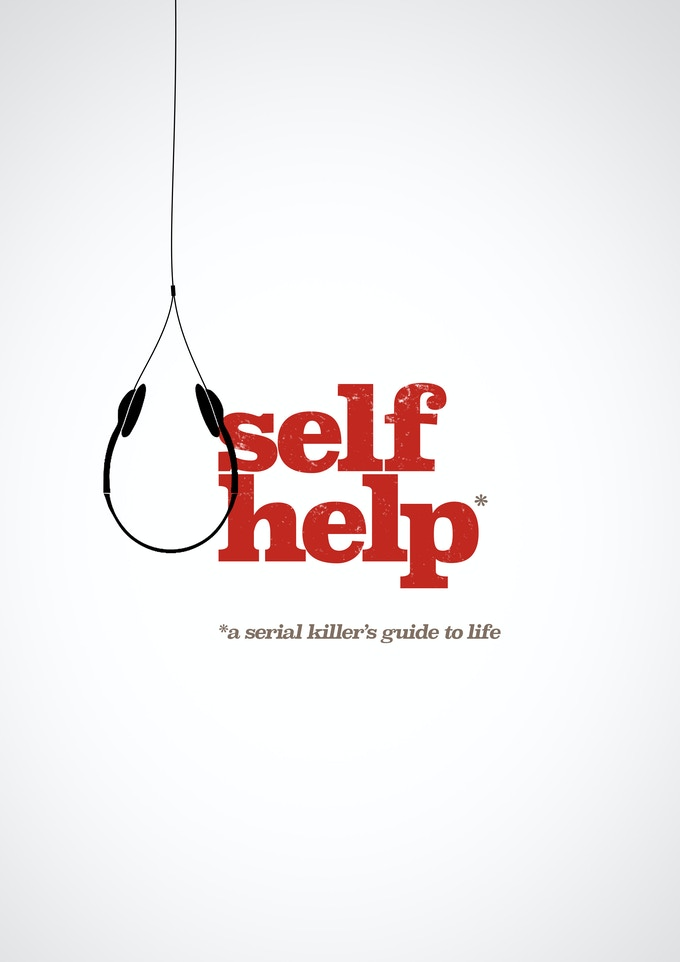 Grab a Limited Self-Help teaser Poster designed by Gavin Andrews!