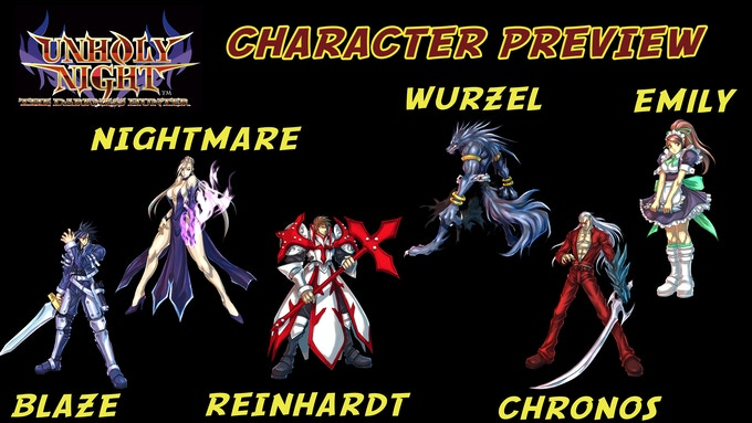 Character Preview