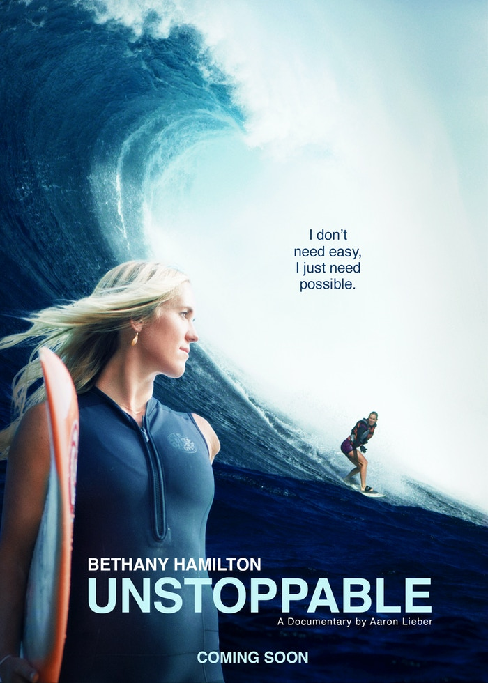Bethany Hamilton is rewriting the rules on being a fearless athlete. This is the untold story of the heart of a champion and her resilience against all odds to become one of the leading professional surfers of our time.