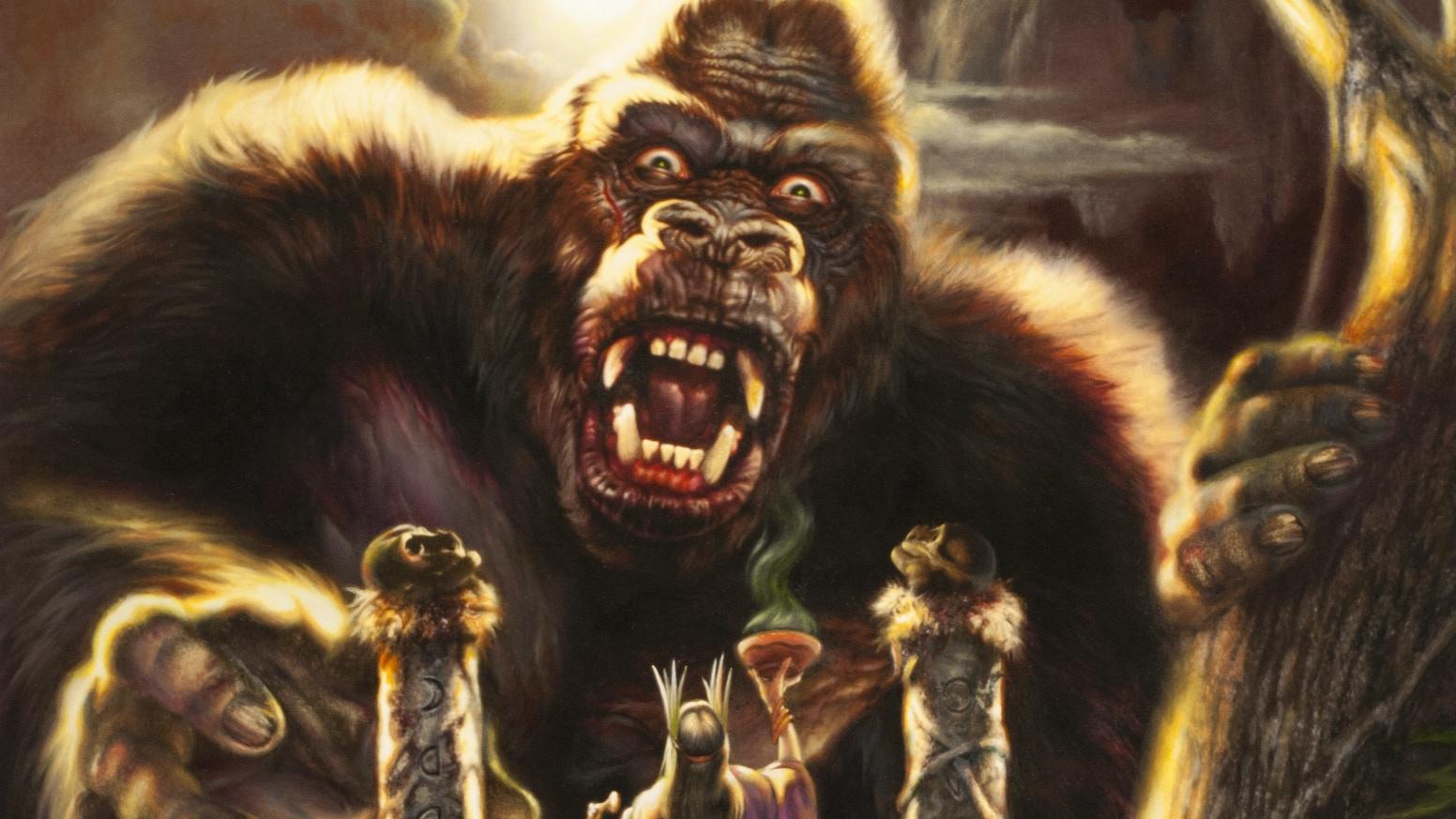 Kong Of Skull Island Joe Devito