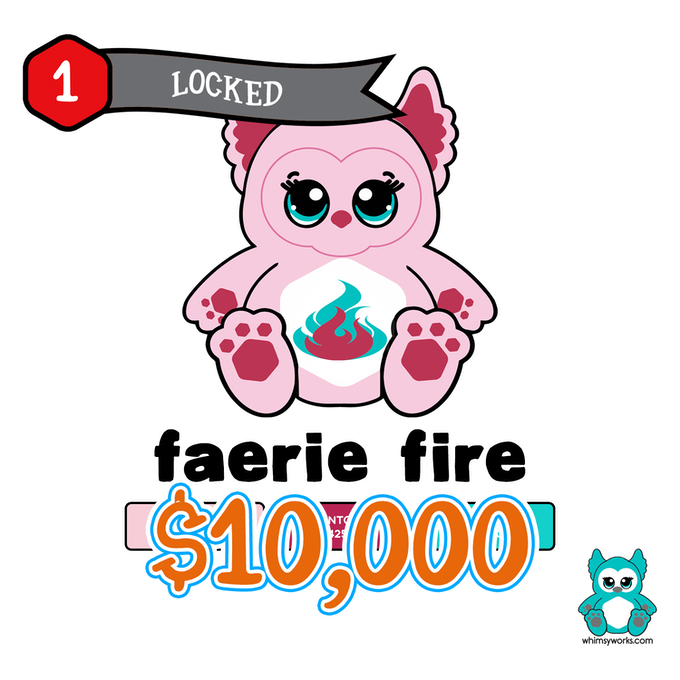 $10k Stretch Goal - Faerie Fire