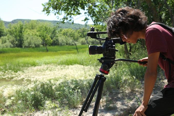 Forrest Goodluck Shooting in North Dakota - Summer 2015