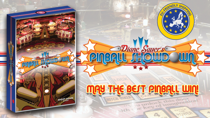 Amazing Pinball-based Card Game!