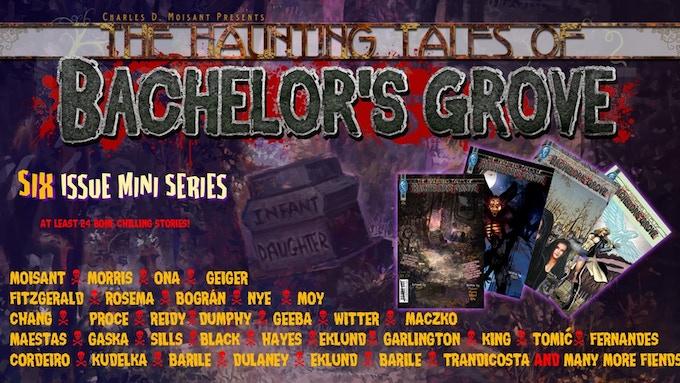Amazing Horror Comic Series!