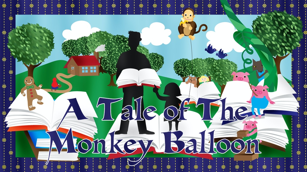 A Tale of the Monkey Balloon project video thumbnail