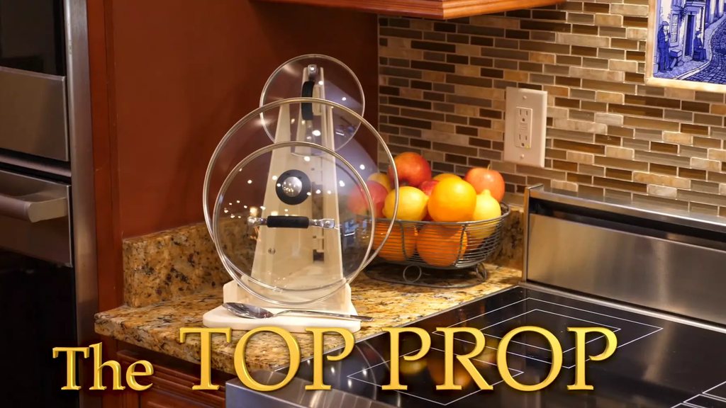 TOP PROP - The Ultimate Cooking Companion