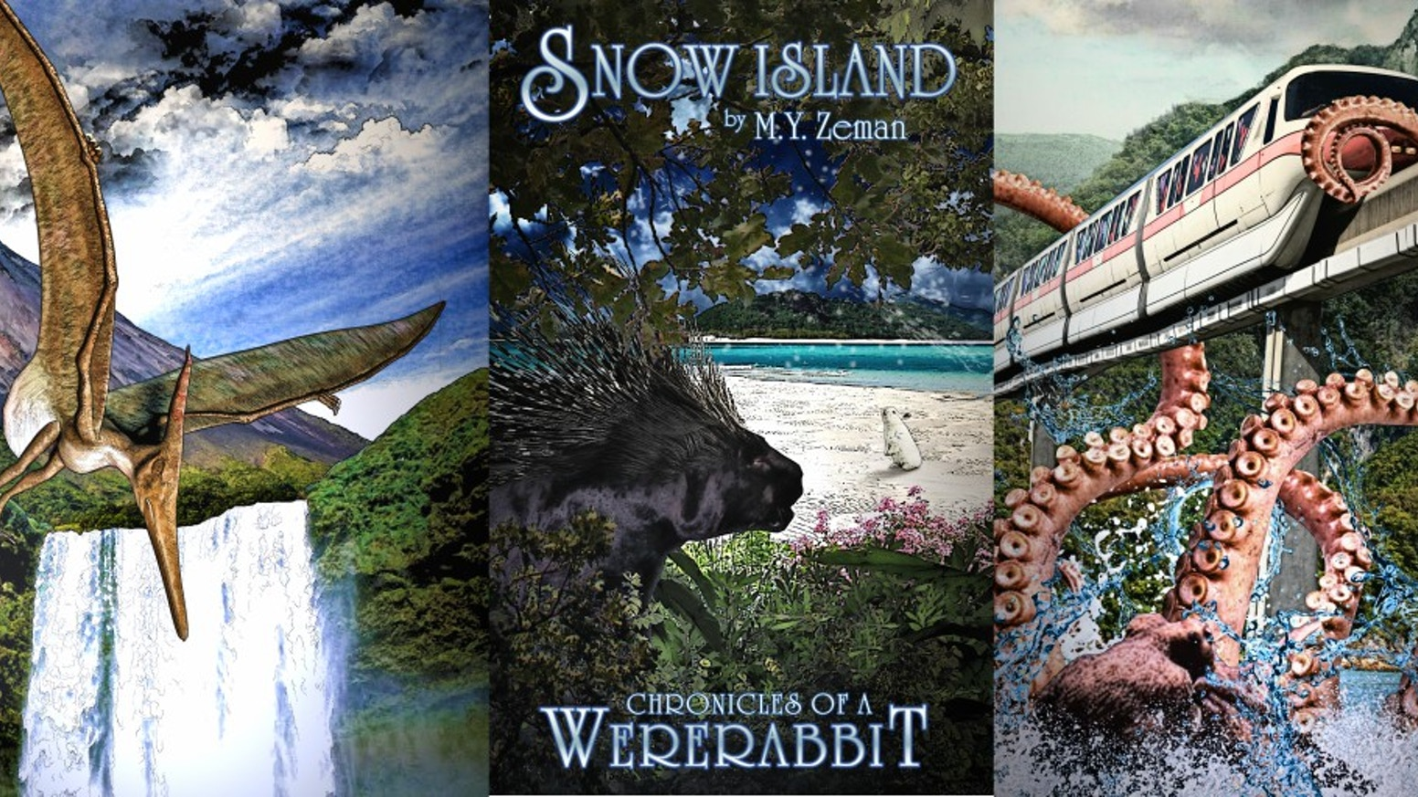 Join Snow, the only rabbit shifter, on her journey to become a hero. Hopeful YA Paranormal/Action/Thriller- theme of environmentalism