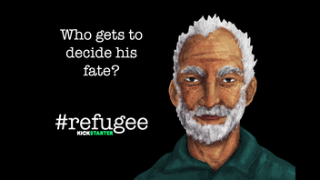 #refugee Card Game