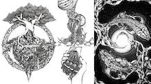 MAKE 100: Original drawings & Prints!
