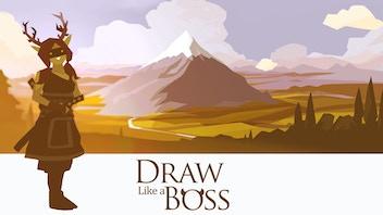 Draw Like a Boss : The Second Print Run