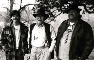 Jon Young, Ingwe, Jake Swamp