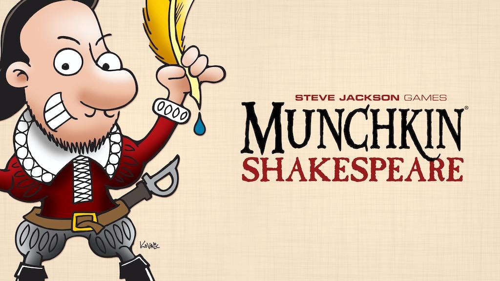 Munchkin Shakespeare project video thumbnail