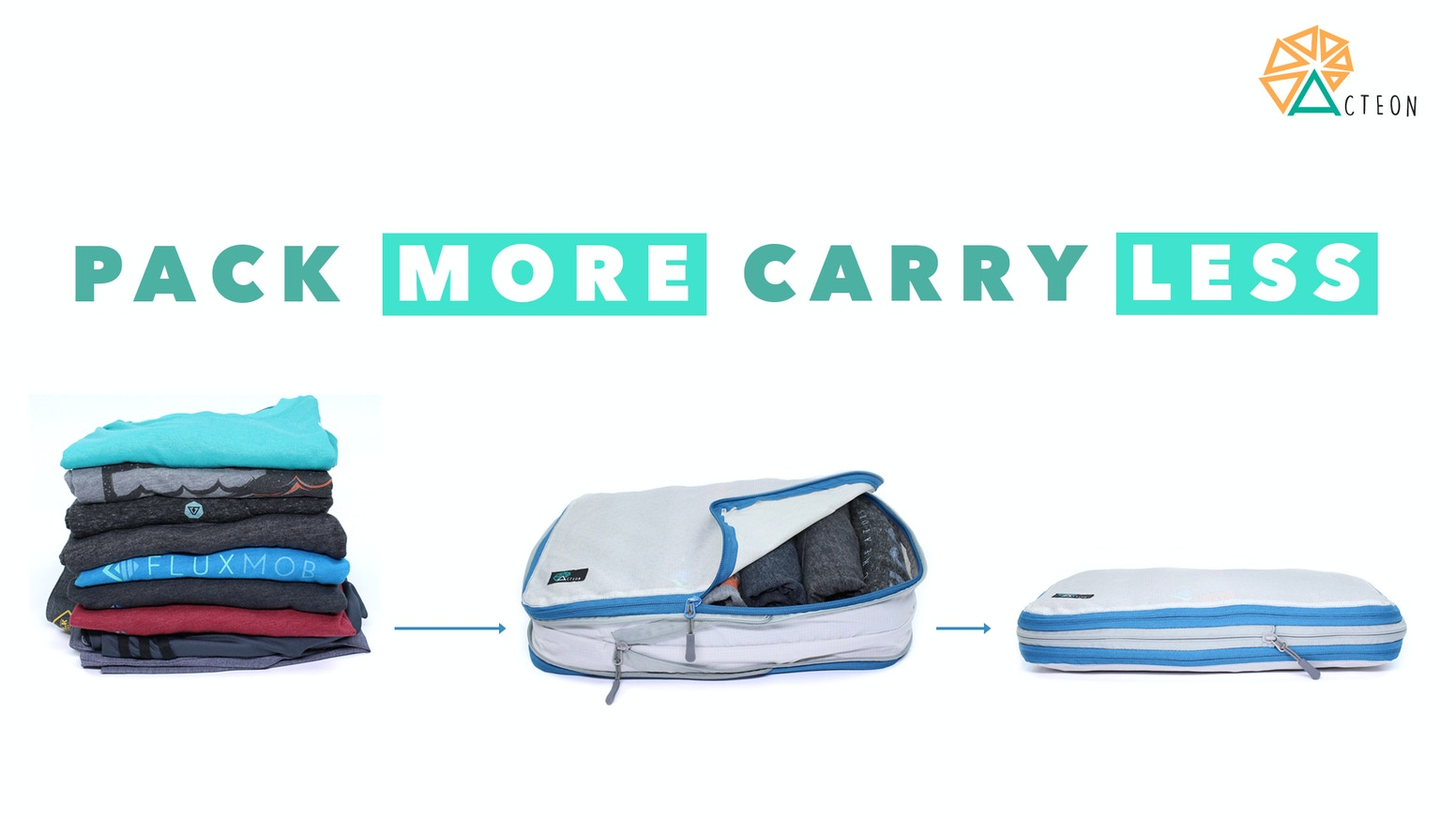 Save space with two compartments to keep your clean and dirty clothes separated. Made with high quality ultra durable ripstop nylon.