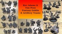 Kev Adams / Tim Prow Oldhammer Goblin Miniatures