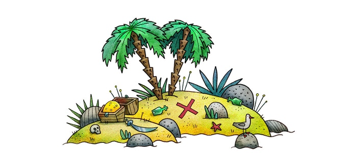 Jackal Archipelago — islands, pirates, gold and more! by