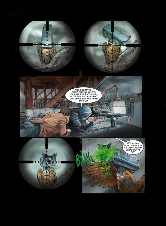 CCTVYLLE Comics Issue #00 - Page 7