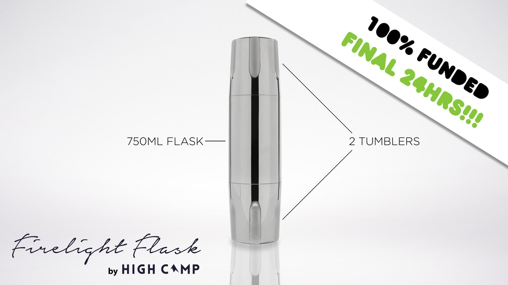 """Firelight Flask: The First Ever """"Cheers-able"""" Flask project video thumbnail"""