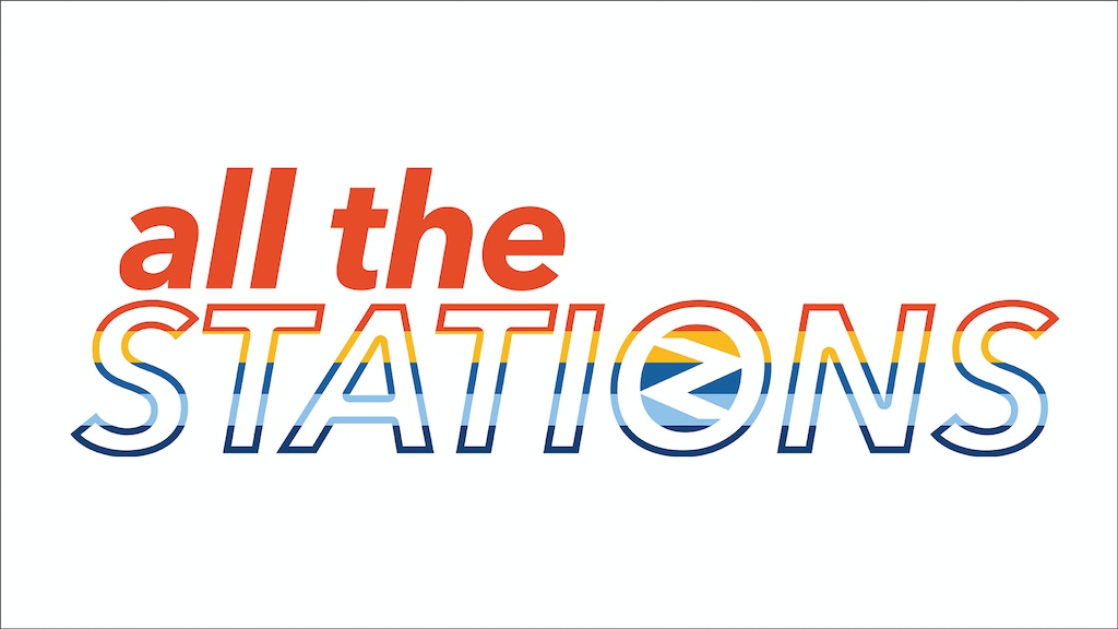 All The Stations project video thumbnail