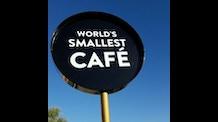 High Tech Coffee Shop