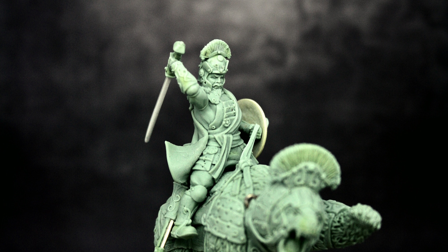 Wolfthorn is producing high quality 32mm fantasy miniatures for painting and gaming.