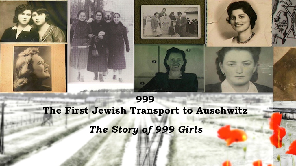 999 - The First Jewish Transport to Auschwitz - Holocaust project video thumbnail