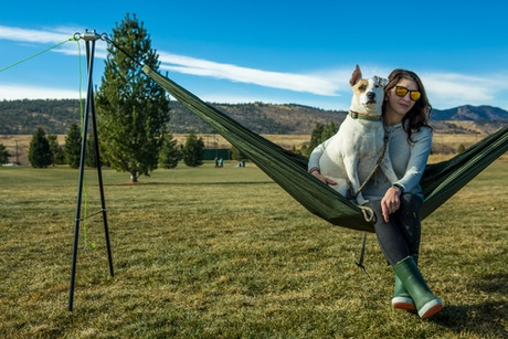 Yobo Hammock Stands Are Lightweight Portable And Utilize The Highest Quality Materials To Ensure