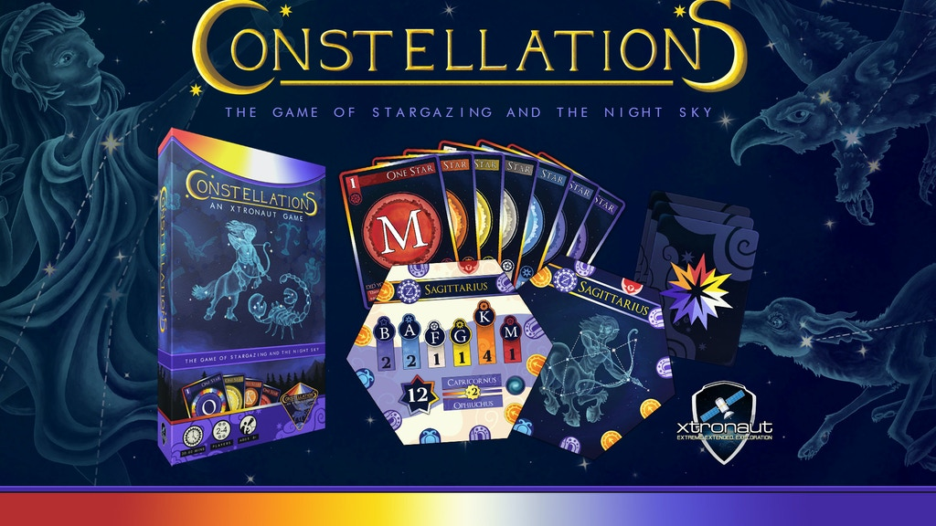 Constellations: The Game of Stargazing and the Night Sky project video thumbnail