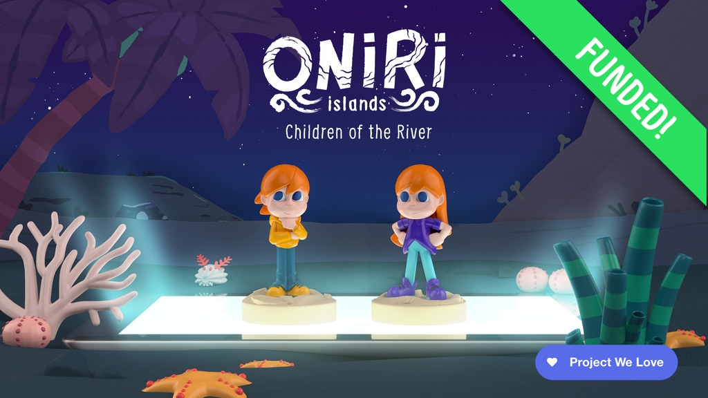 Oniri Islands project video thumbnail