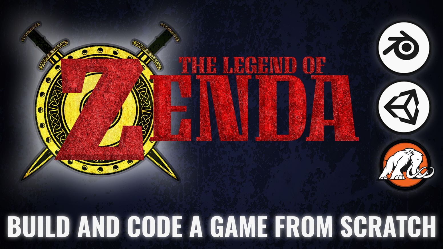 """Do you want to become a game developer? Learn to code and build a """"Legend of Zenda"""" clone from scratch. Pledge today!"""