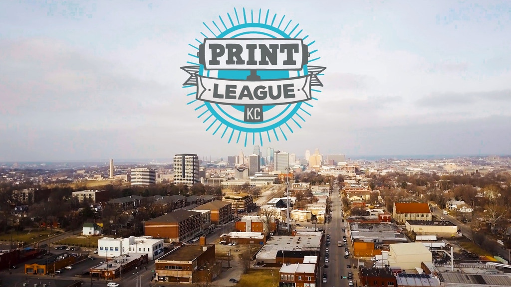 PRINT LEAGUE KC project video thumbnail