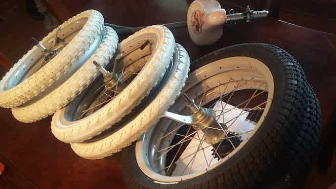 Dually Wheel Prototypes