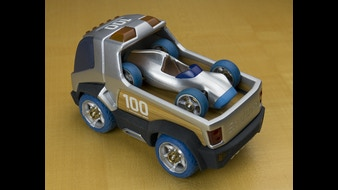 Enduro - Toy Cars Built for Tough Drivers |100% Sustainable