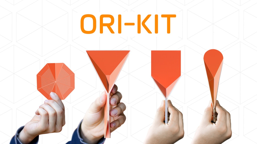 Ori-Kit | The Ultimate Small-Space Kitchen Solution project video thumbnail