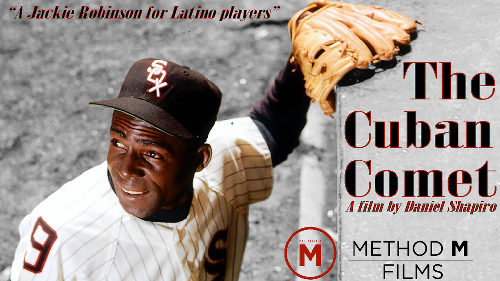 The Cuban Comet: Baseball's forgotten trailblazer project video thumbnail
