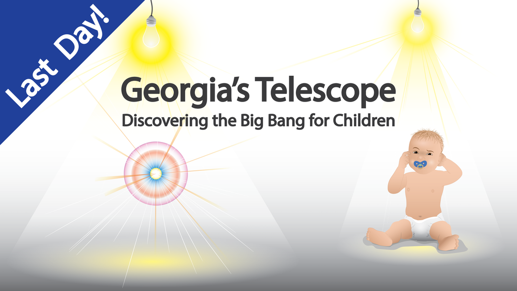 Georgia's Telescope: Discovering the Big Bang for Children project video thumbnail