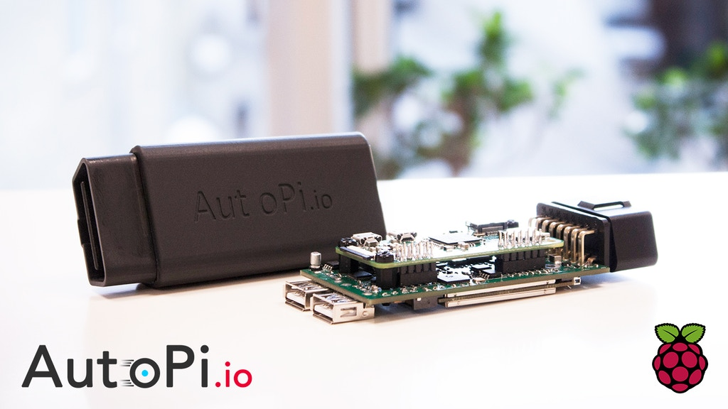 AutoPi - Makes your car intelligent project video thumbnail