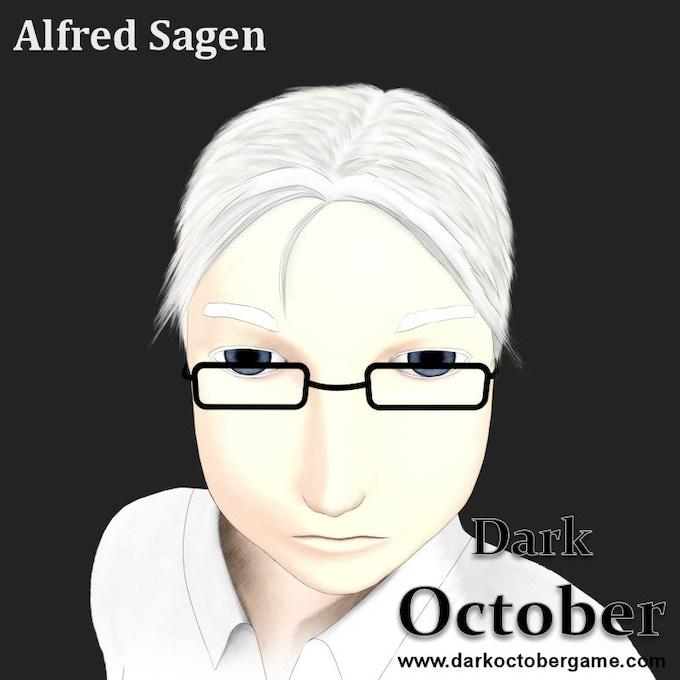Alfred Sagen, Master of Elements.