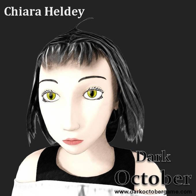 Chiara Heldey, Master of Aether.