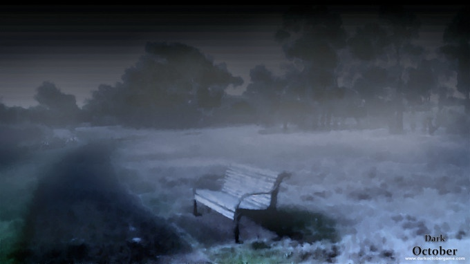 Another lonely place? Look again, there may be lost souls who needed your help.