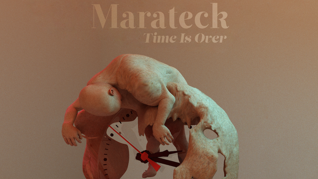 Marateck's Debut Album - TIME IS OVER project video thumbnail