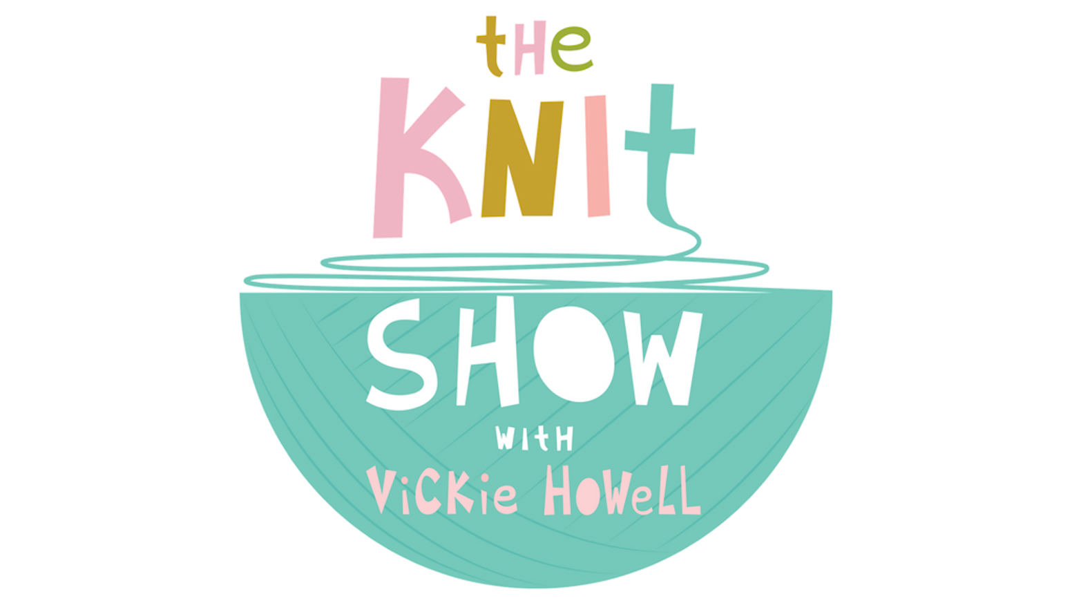 The Knit Show with Vickie Howell will be the 1st, community funded & internationally accessible episodic knitting & crochet series!