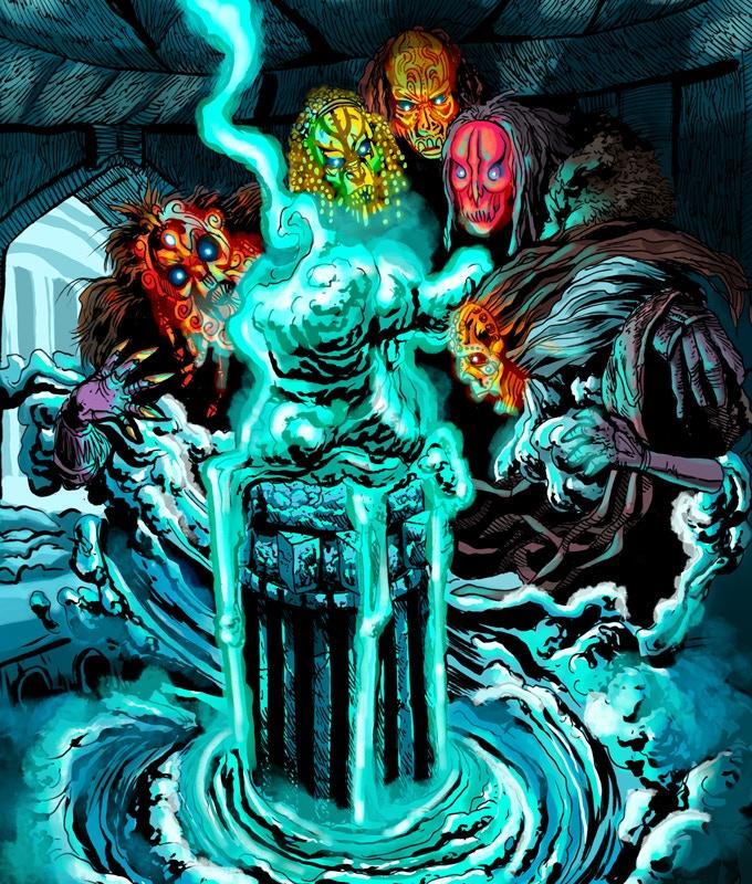 Hollow Astrologers