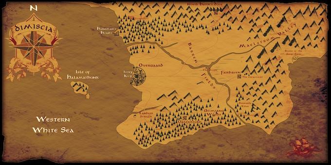 The Kingdom of Dimiscia