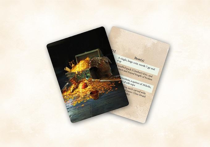 CR 1-4 Card Sample