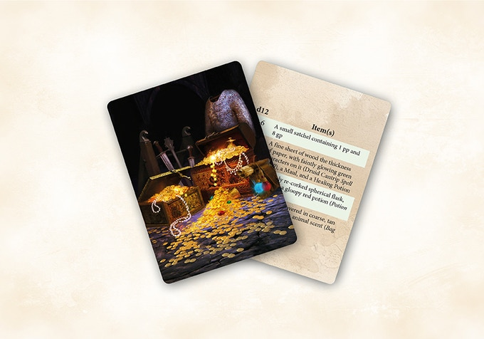 CR 5-8 Card Sample