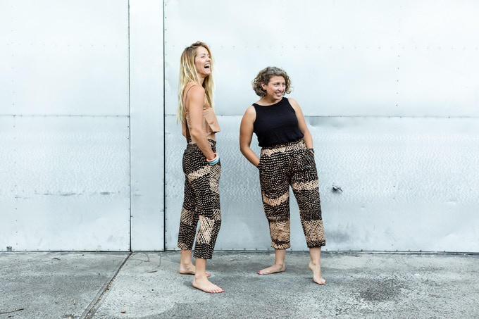 3/4 pants: relax at home, take it to the streets. You Decide!