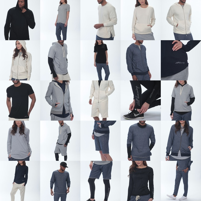 Still Learning Athleisure Wear: Clothing for Men and Women by Allen